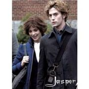 Alice and jasper hale