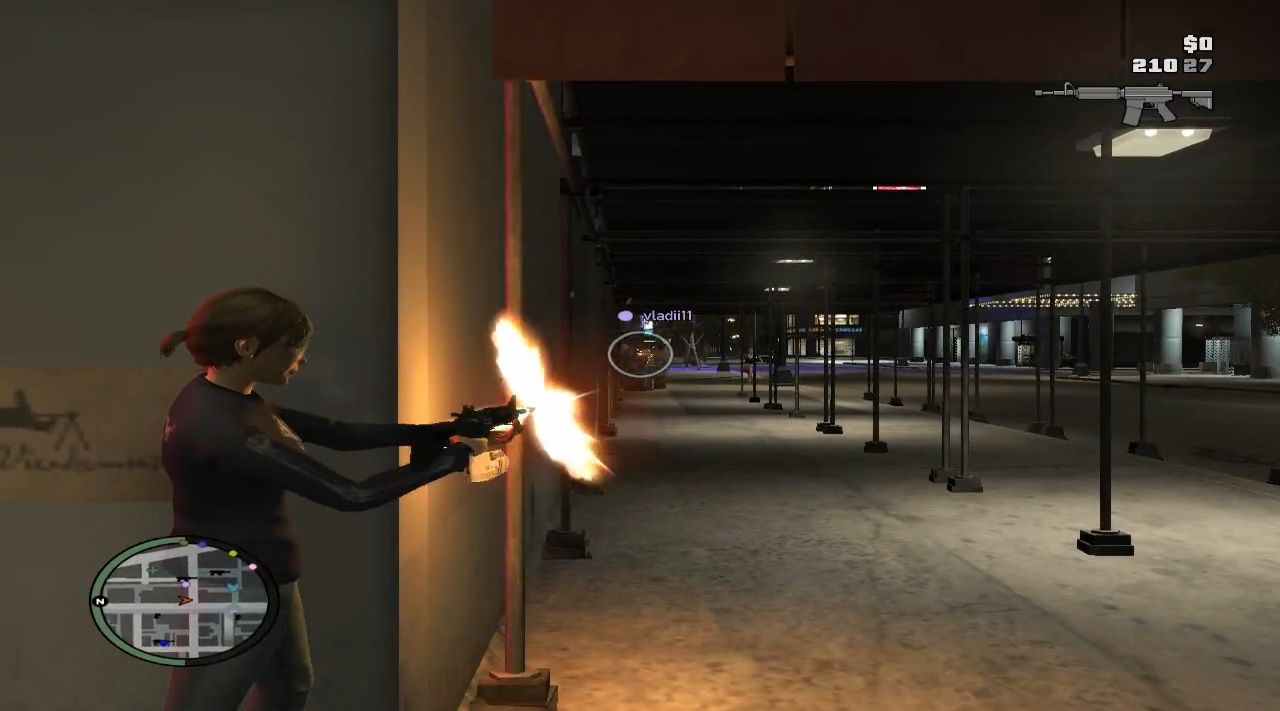 Deathmatch gta4 gameplay