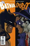 Batman and Spirit Vol 1 1