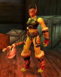 Veteran Irondeep Raider