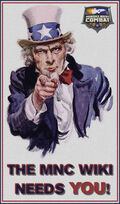 The MNC Wiki needs You