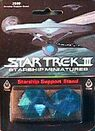 FASA 2599 RPG miniature Starship Support Stand (Federation) 1984