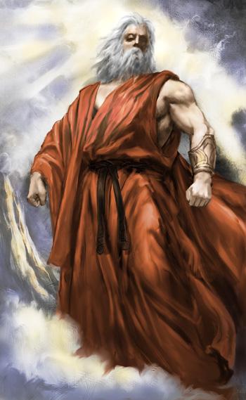 Ouranos - Greek Mythology Wiki