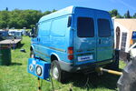County 4WD Transit van at Belvoir 2010 - IMG 2851