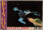 AMT-Aurora Model kit 923 Klingon Battle Cruiser 1968