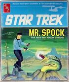 AMT Model kit S956 Spock 1973