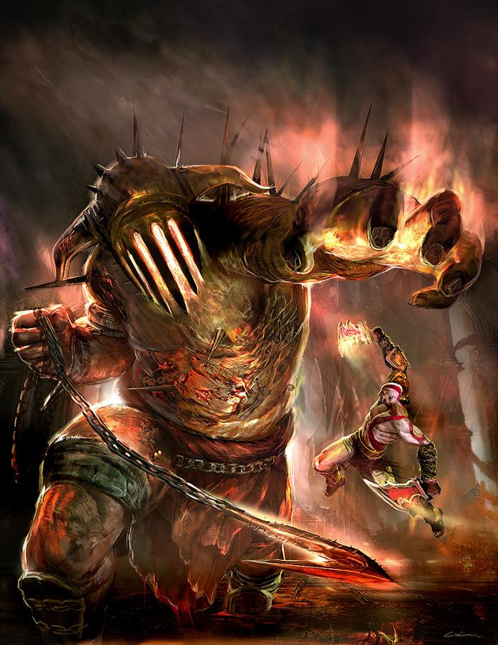 Image - Hades and Kratos.jpg - God of War Wiki - Ascension ...