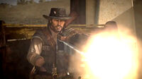 Rdr marston gatling gun