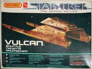 AMT-Matchbox Model kit PK5112 Vukcan Shuttle 1979
