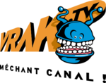VRAK.TV logo 2001