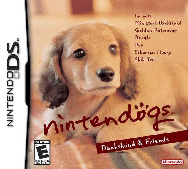 juegos de perros de nintendo: