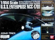Bandai Model kit 116192 USS Enterprise 2003