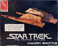 AMT Model kit 6679 Vukcan Shuttle 1984