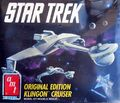 AMT Model kit 6743 Klingon Cruiser 1991.jpg