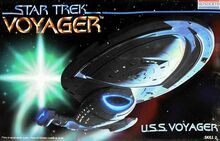 Revell Model Kit 3604 USS Voyager 1995