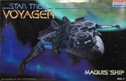 Revell Model Kit 3605 Maquis Ship 1995