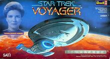 Revell Model Kit 04801 USS Voyager 1995