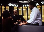 Frakes, Picardo and Dawson, Prototype