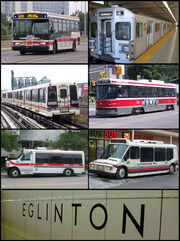 Montage of TTC