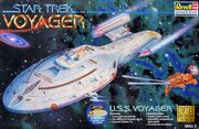Revell Model Kit 3612 USS Voyager 1997