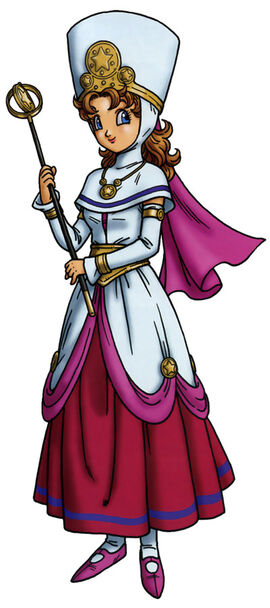 Dq8 princess-minnie