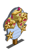 Raspberry Blondie 4 Star Mastery Sign-icon