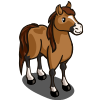 Buckskin Horse-icon