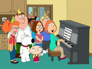 Rule 34 Family Guy Lois http://familyguy.wikia.com/wiki/Sixteen_Going_on_Seventeen