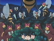 EP172 Team Rocket entre los Pokémon del bosque