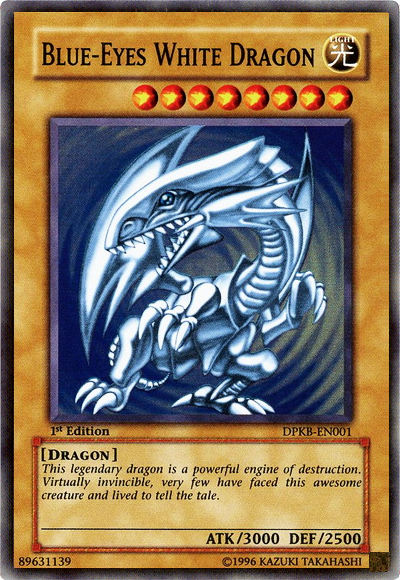 Blue-Eyes White Dragon - Yu-Gi-Oh! Fanon Wiki