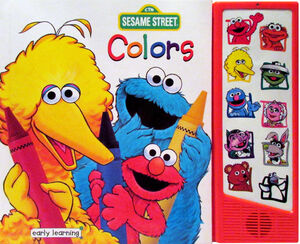 Colors book 1
