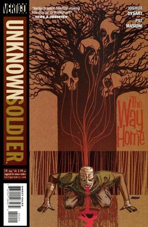 Cover for Unknown Soldier #14
