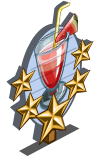Melon Juice 5 Star Mastery Sign-icon