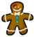Pin.PNG Gingerbread Man