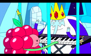 S1e3 wildberry princess playing keyboard