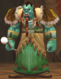 Warsong Shaman