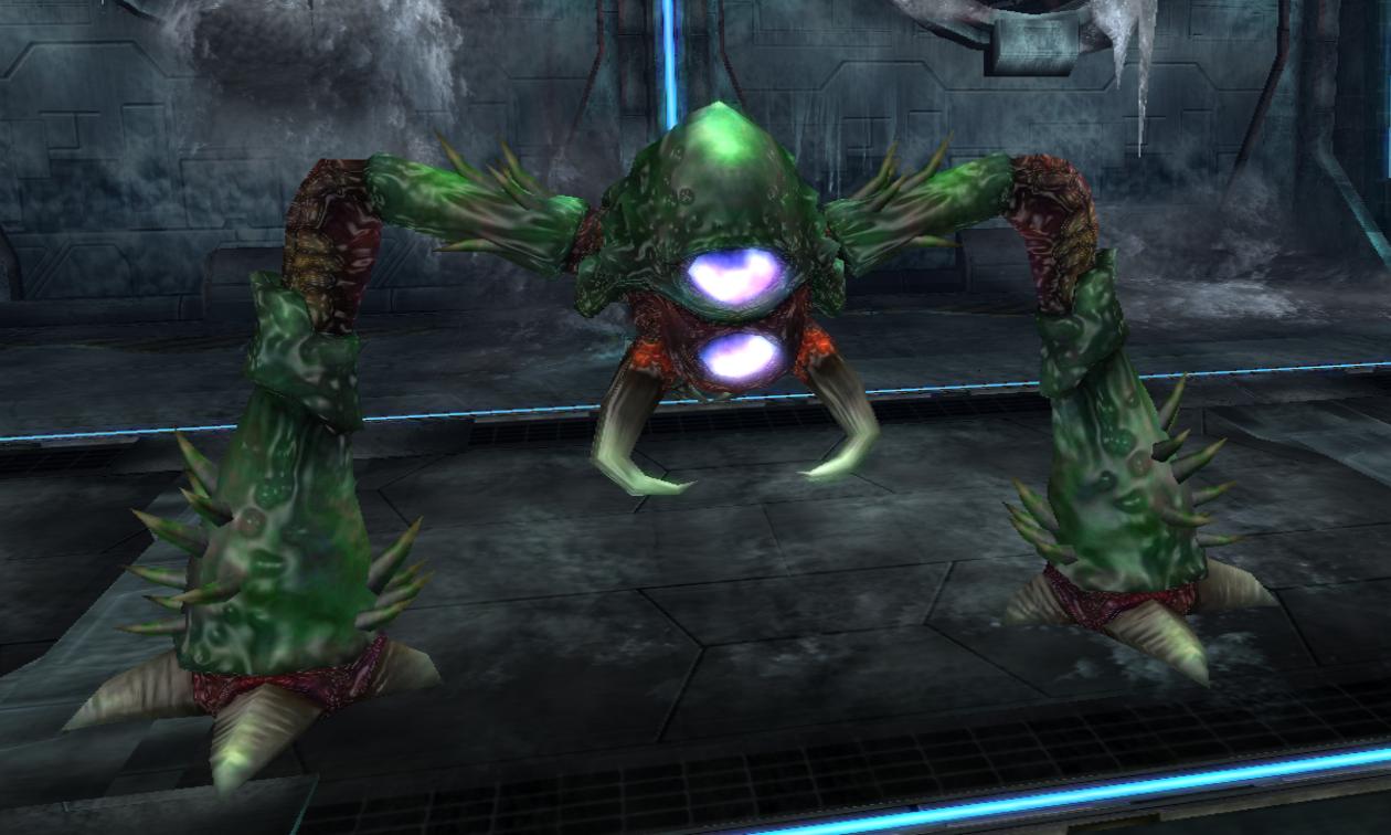 Hunters possibles de Metroid Prime X45G