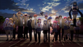 Angel Beats 13 ED