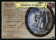 SandstoneGargoyle
