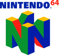 Nintendo 64 Logo