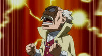 Makarov&#39;s anger