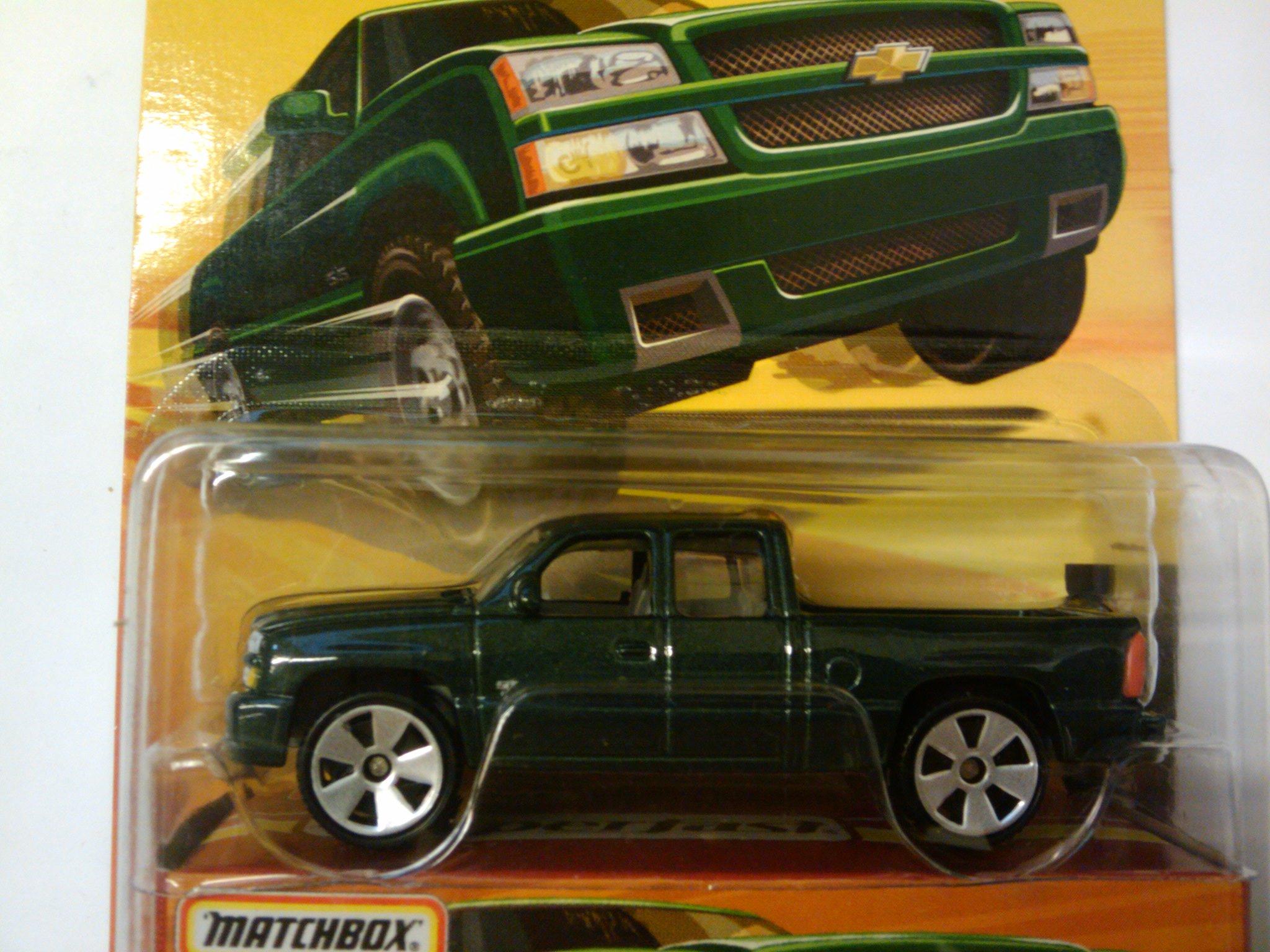 Chevy Silverado - Matchbox Cars Wiki