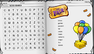 The Fair Wordsearch