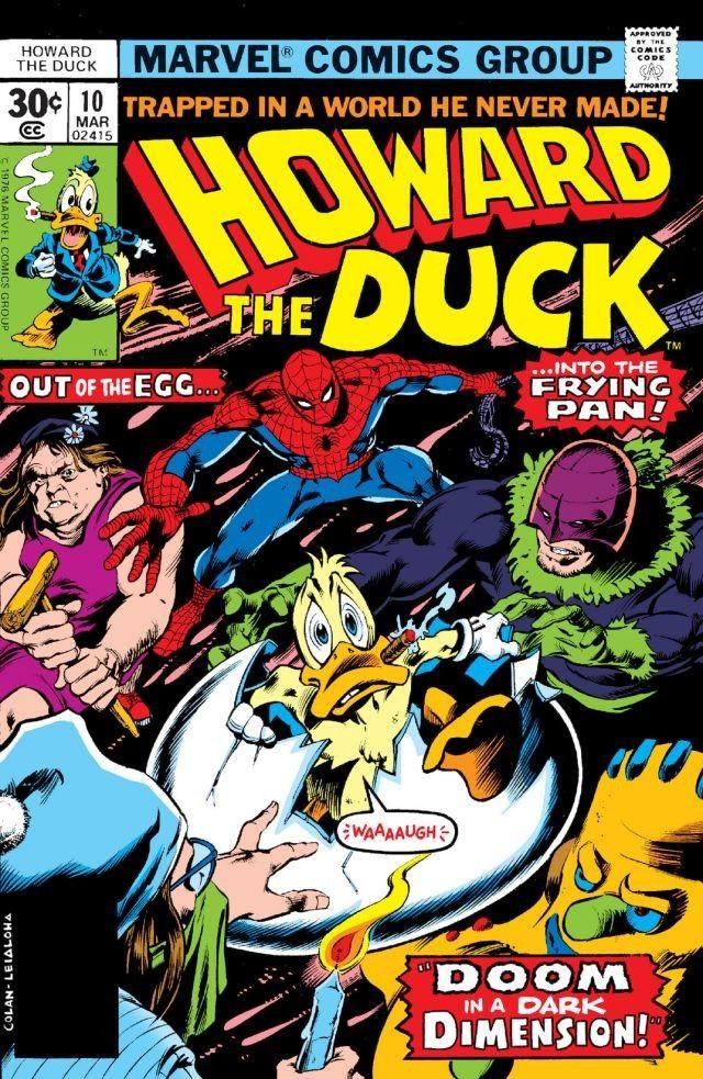 Marvel Duck