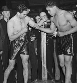 Joe louis max schmeling 1936