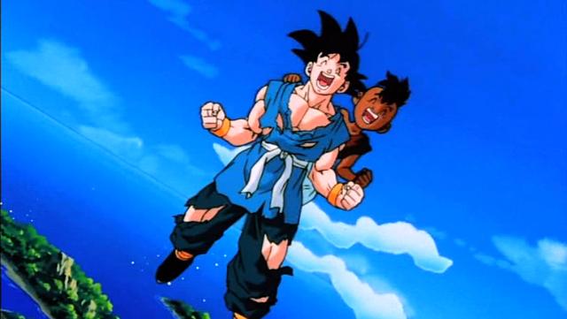 Dragon Ball AGD-SWD Demo 0.98 Reconstruida Goku_and_uub_final