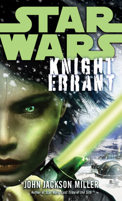 Knight Errant novel