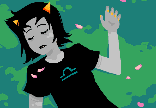 Homestuck Wiki Colors