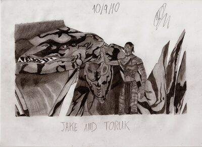 Jake and Toruk