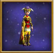 Robe Drape of the Balefire Female